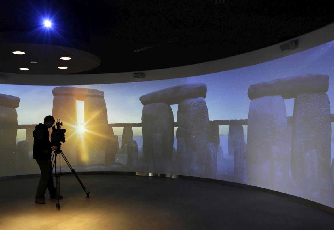 Uma experiência virtual em vídeo a 360º