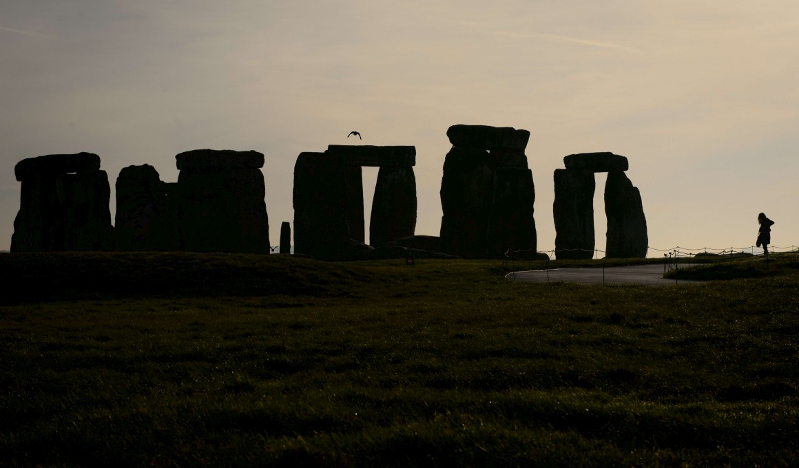 O conjunto de Stonehenge