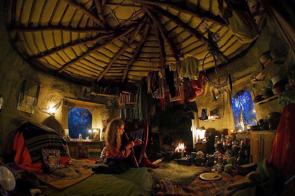 Timothy Allen (Reino Unido): Travel Photographer of the Year 2013, Cutty Sark Award - : Tir Ysbrydol, Gales do Sul