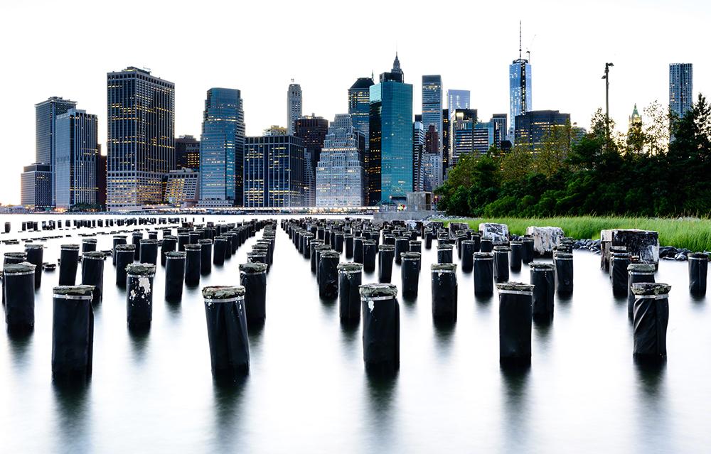 Novo talento - Metropólis, vencedor, Tom Pepper (Reino Unido): Nova Iorque, EUA