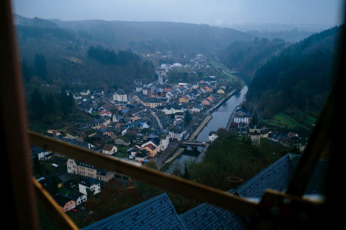 Os sentidos do Luxemburgo