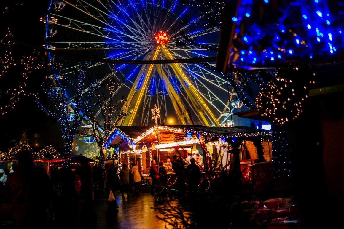 Luxemburgo, Mercado de Natal