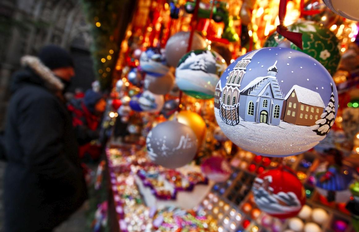 Alemanha, Mercado de Natal de Nuremberga, o mais antigo do país (data de 1628)