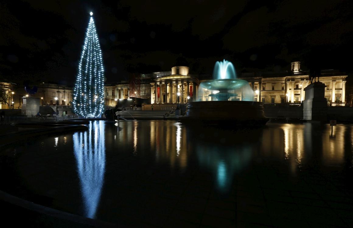 Reino Unido, Londres, Trafalgar Square
