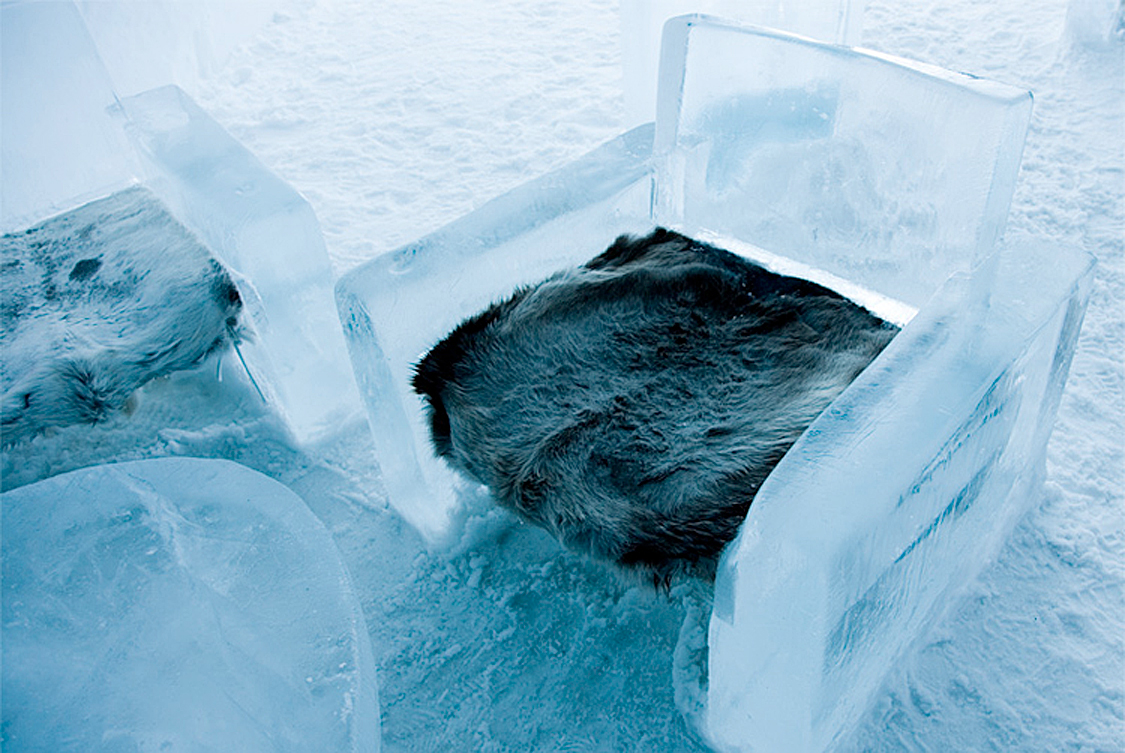 Em 2012/13: Ice Room