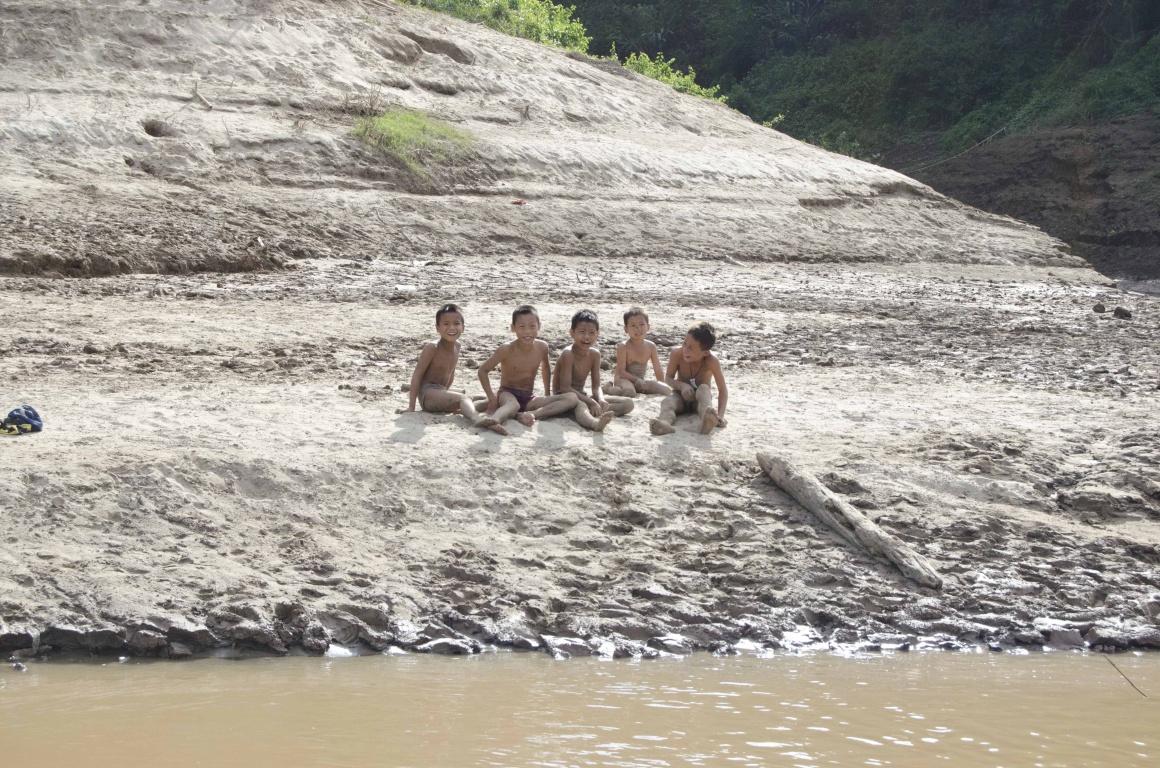 Laos, rio Mekong