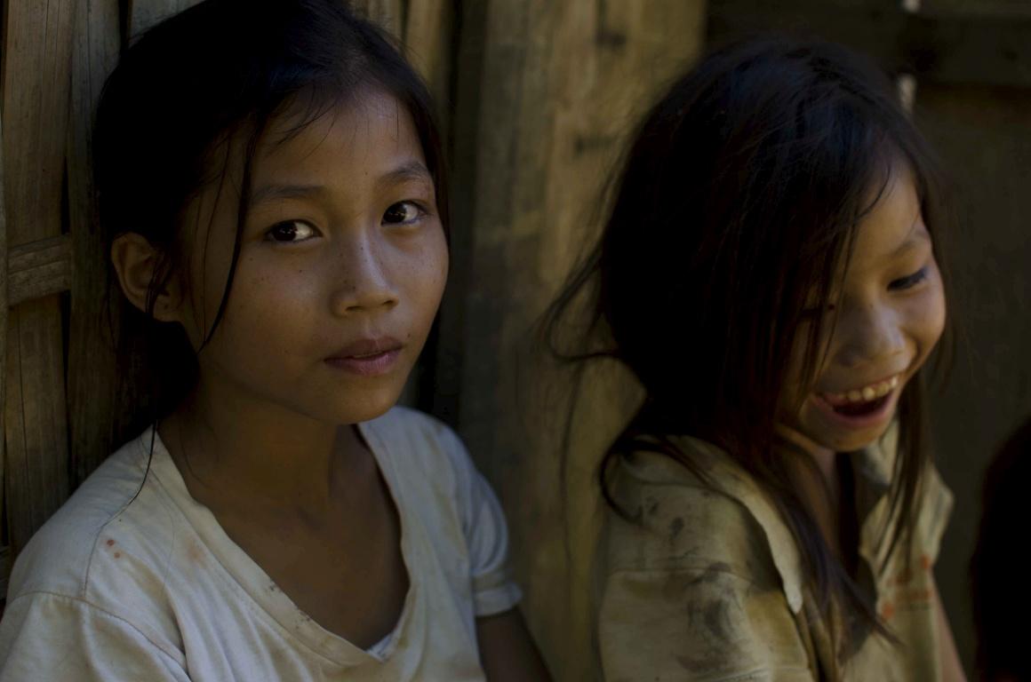 Laos. Nhong Kiaw