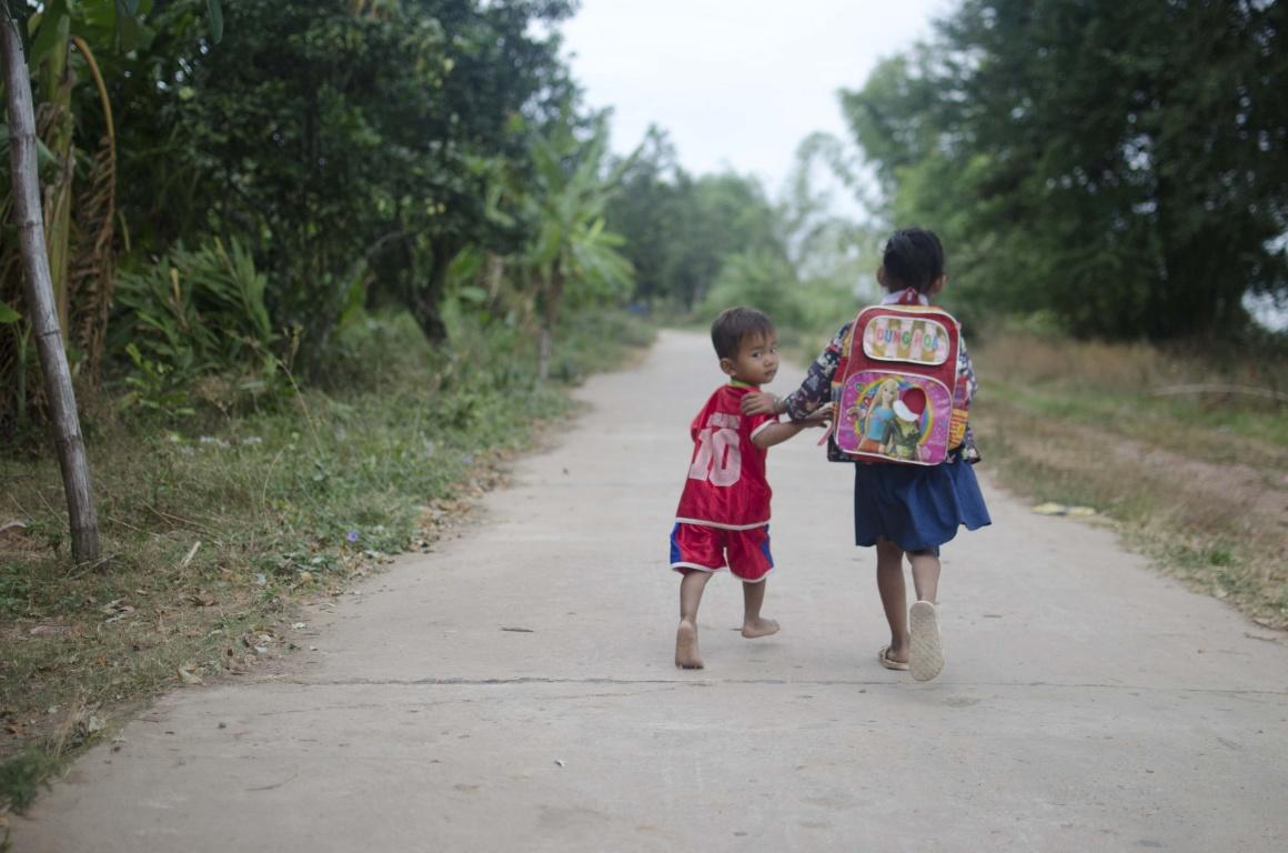 Camboja. Kratie
