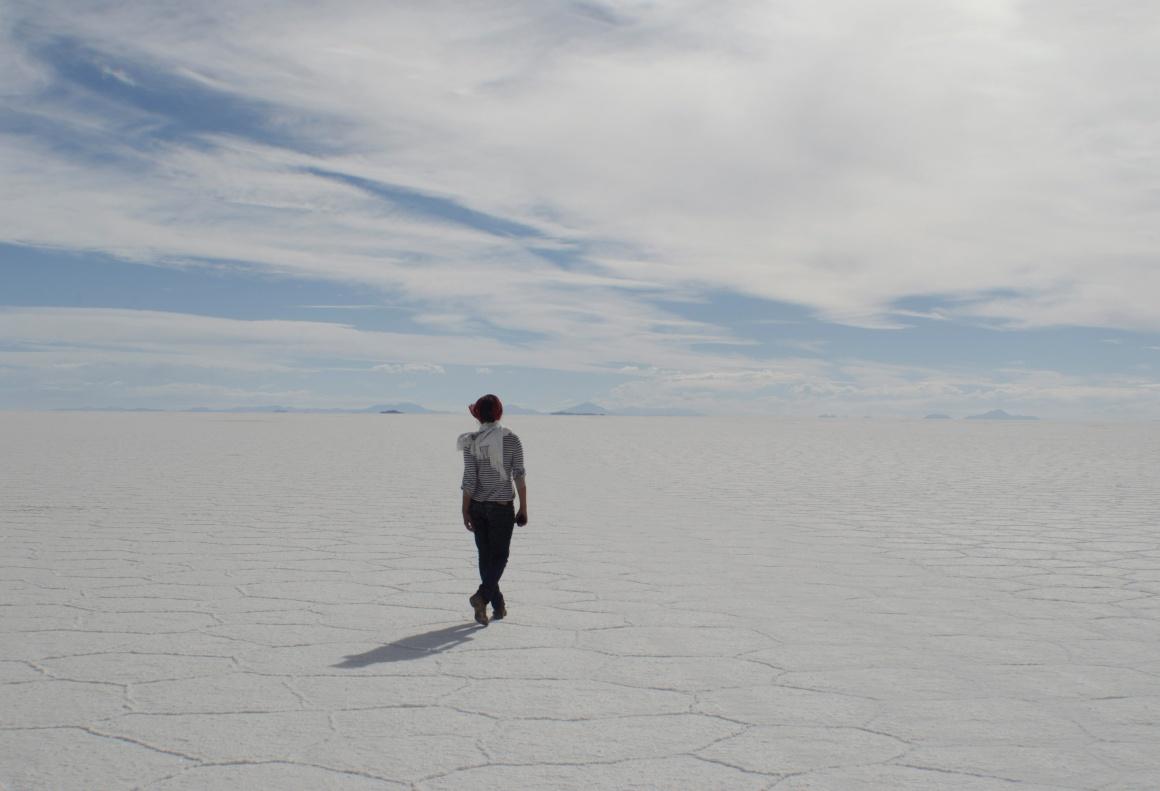 Bolivia. Salar de Uyuni
