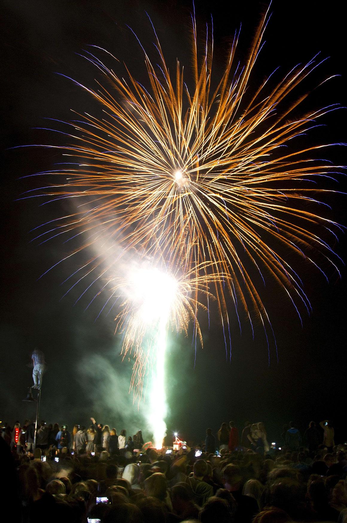 Nova Zelândia é um dos primeiros países a dar as boas vindas ao Ano Novo
