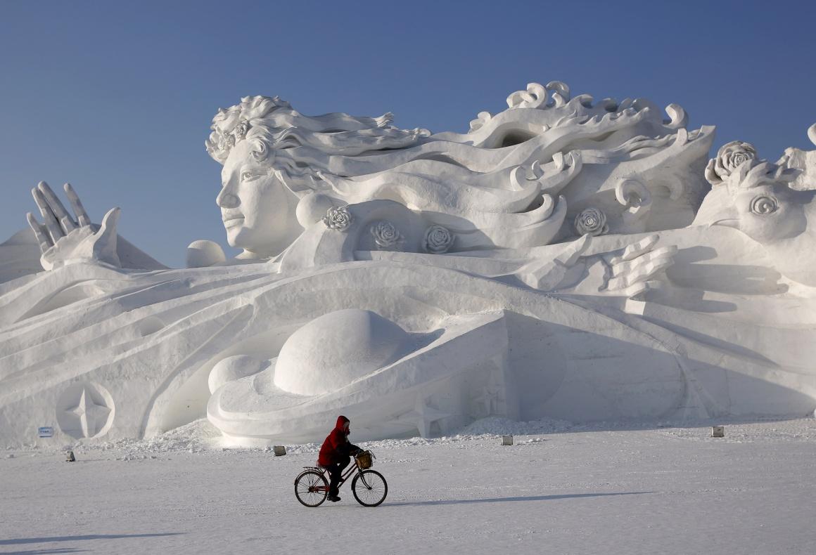 Festival Internacional de Neve e Gelo de Harbin