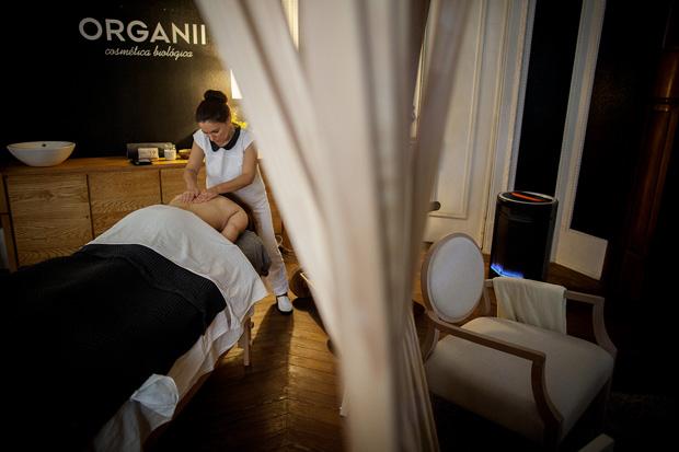 O Lounge Organii foi mobilado pela Boa Safra