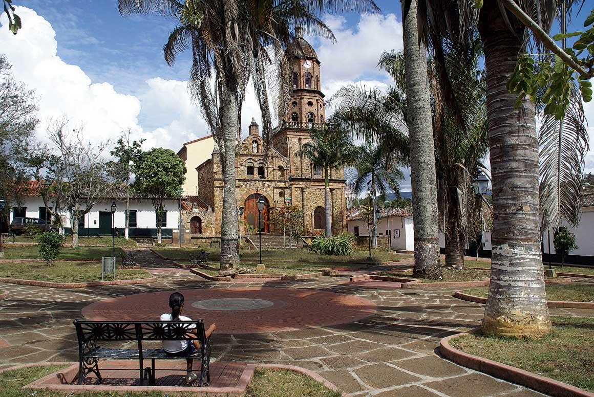 A pequena aldeia de Guane parece adormecida no passado