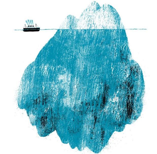 Uma das ilustrações de André Letria para o livro