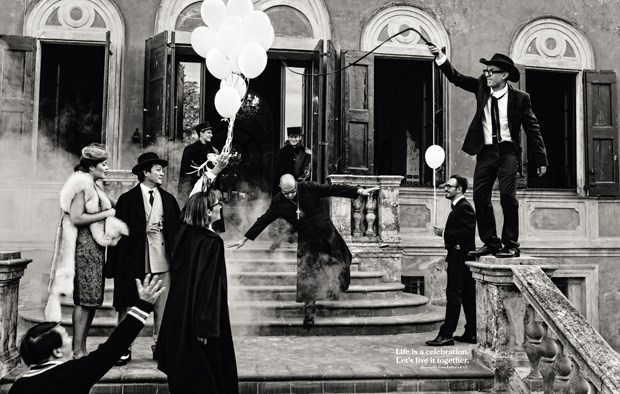 Massimo Bottura na capa da Fool