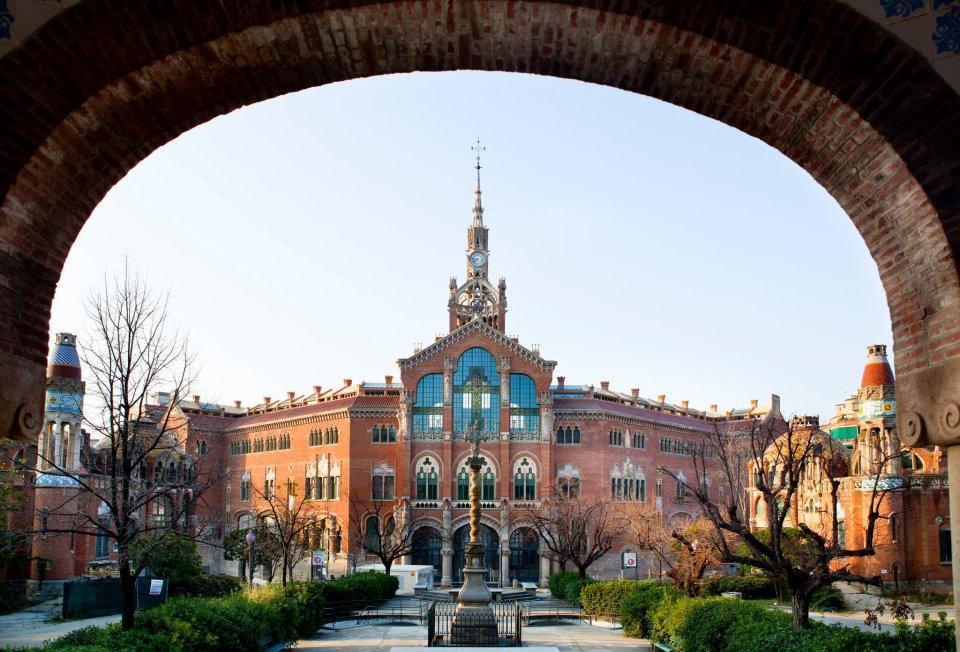 A caixa de jóias modernistas de Barcelona