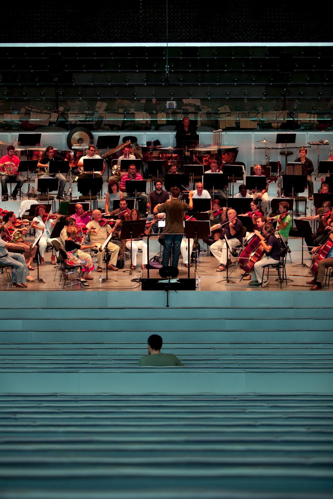 Ensaio da Orquestra