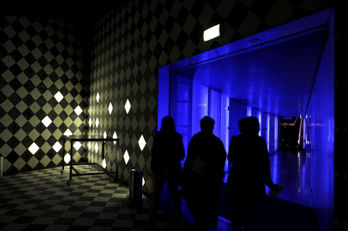 Casa da Música em noite de