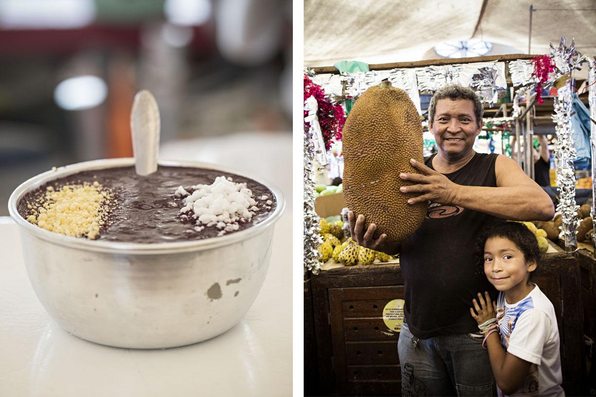 Belém do Pará, Mercado Ver o Peso