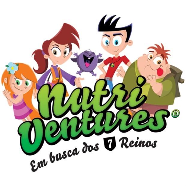 Logótipo da série portuguesa Nutri Ventures
