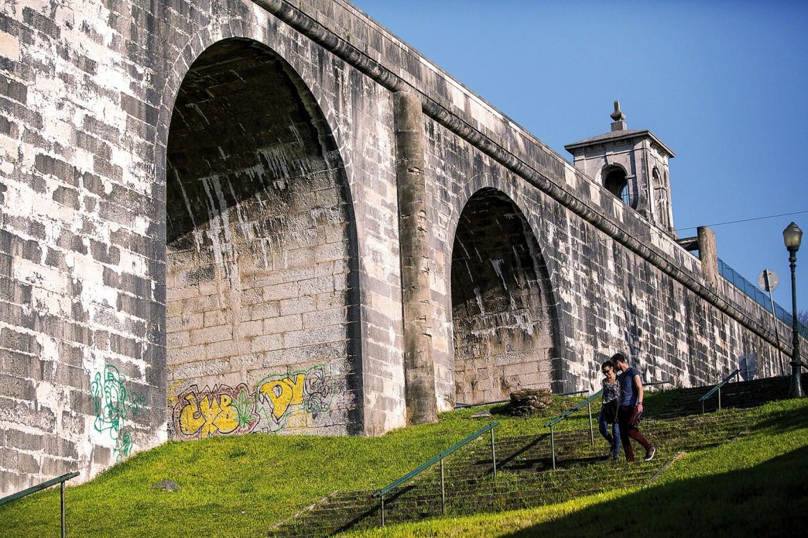 Lisboa, Aqueduto das Águas Livres