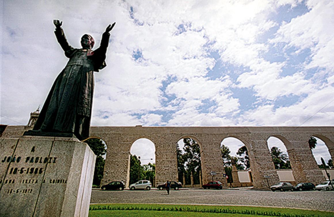 """Coimbra e os seus """"arcos"""""""