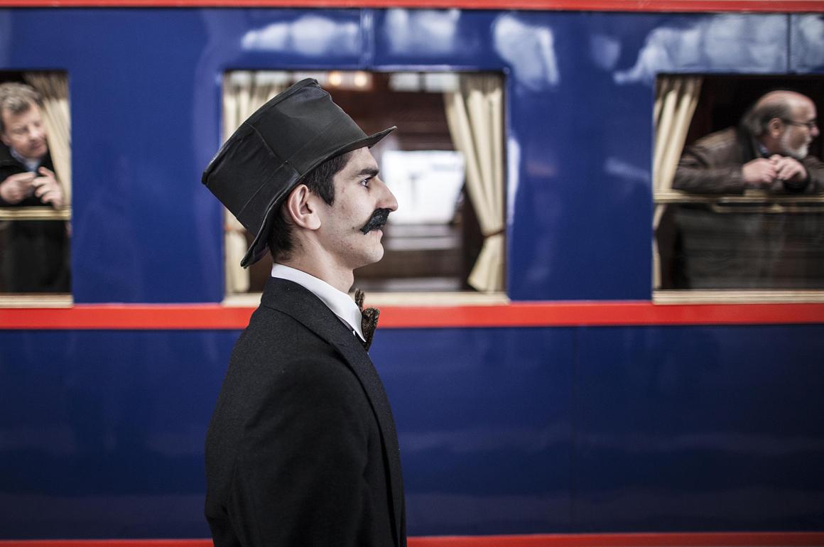 Já não é preciso ficar apenas a ver passar o Comboio Presidencial