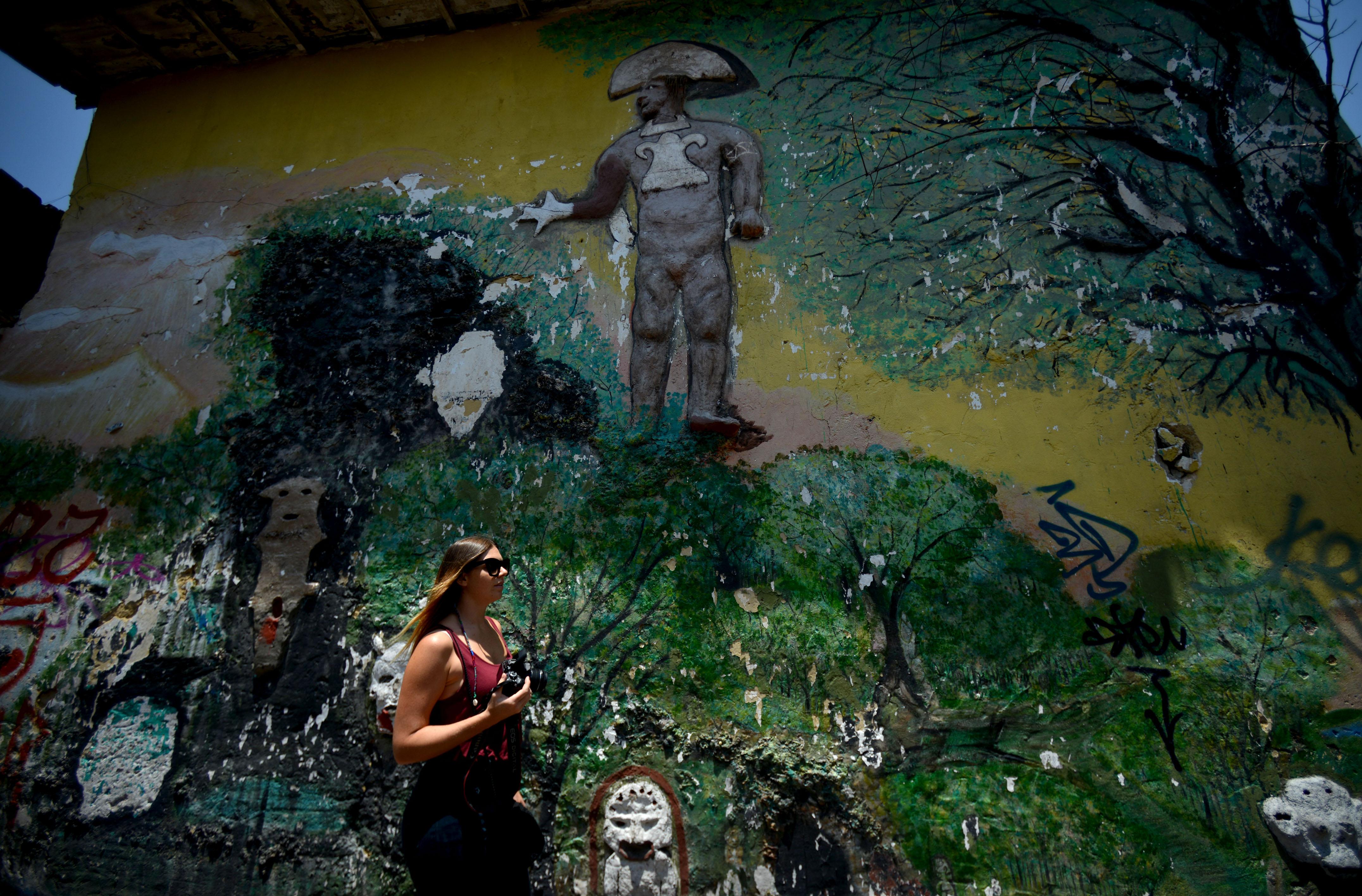Zona antiga da cidade, Chorro de Quevedo