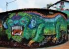 Bogotá, cidade-graffiti