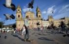 O realismo mágico de Bogotá