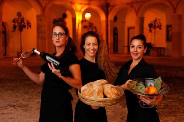 O restaurante A Travessa, detentor do galardão máximo do Lisboa à Prova, é um dos presentes no Pátio da Galé