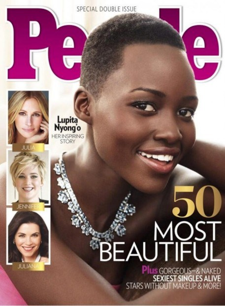 A capa da People que elege os mais bonitos do ano