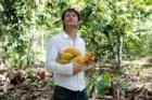 O equatoriano Santiago Peralta estudou em Portugal