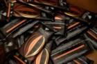 Chocolate à venda no El Corte Inglès e em supermercados biológicos