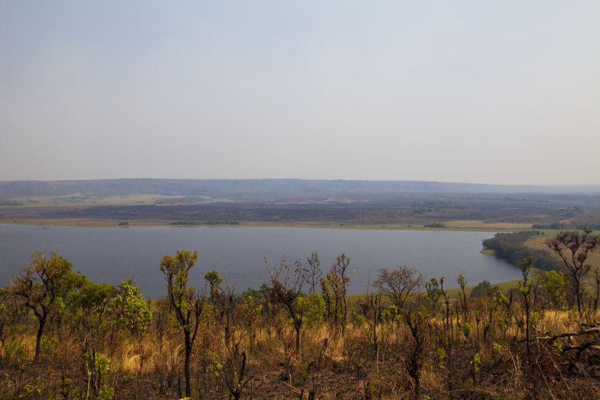 Eleita: Lagoa Carumbo, na Lunda Norte