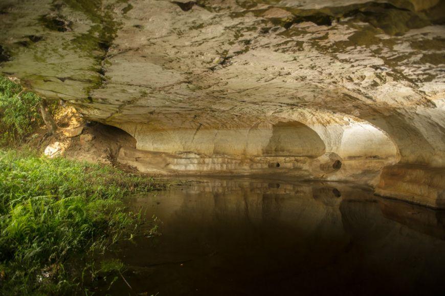 Finalista: Cavernas do Zau Evua, Zaire