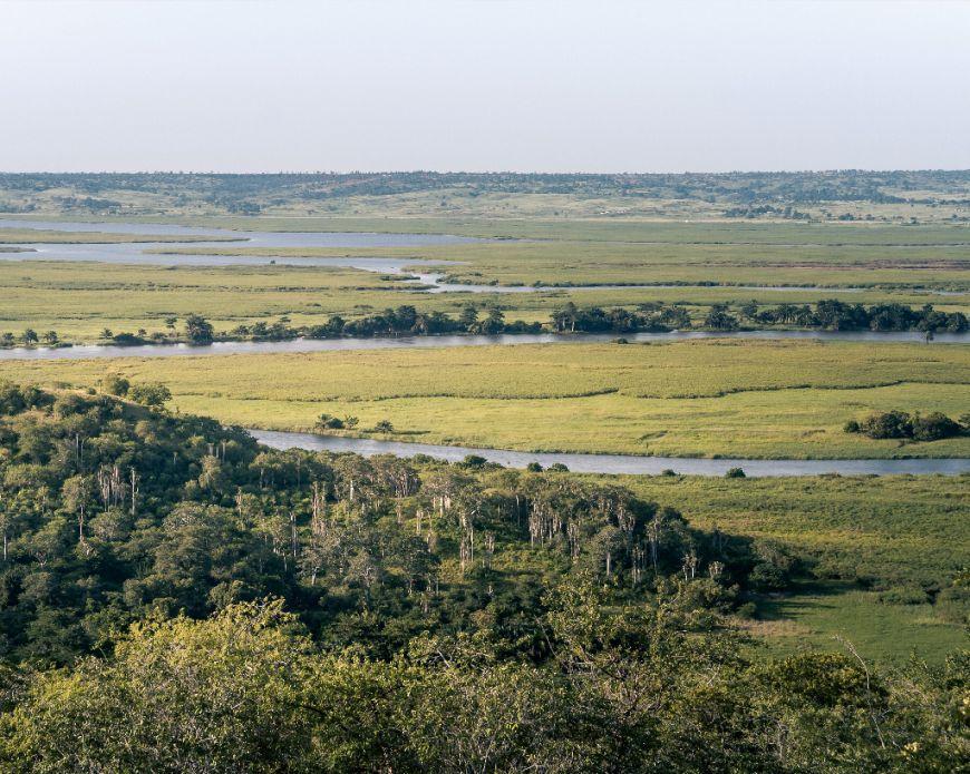 Finalista: Parque Nacional da Quiçama, Luanda