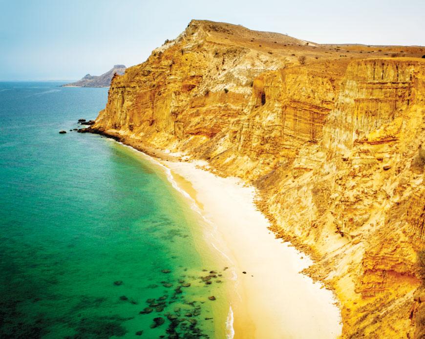 Finalista: Praia da Caotinha, Benguela