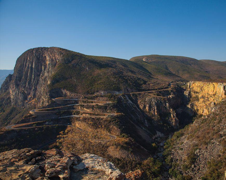 Finalista: Serra da Leba, Namibe