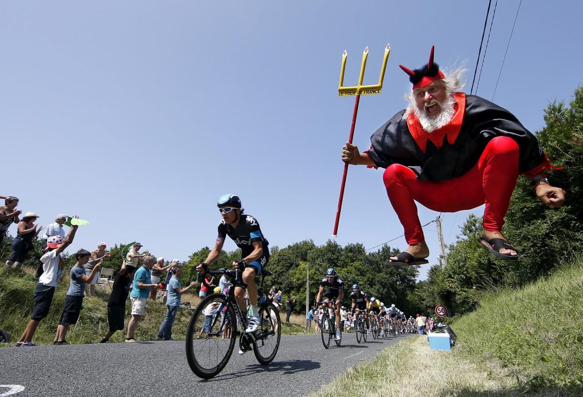 No Tour de France em 2013