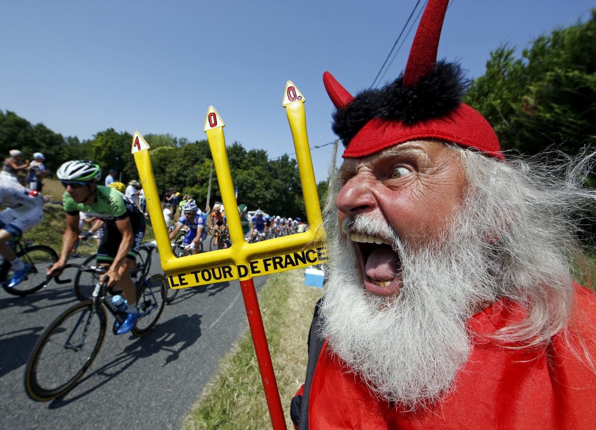 No Tour de France em 2013. E Didi promete não parar de surpreender