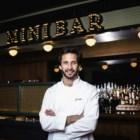 José Avillez no seu novo Mini Bar