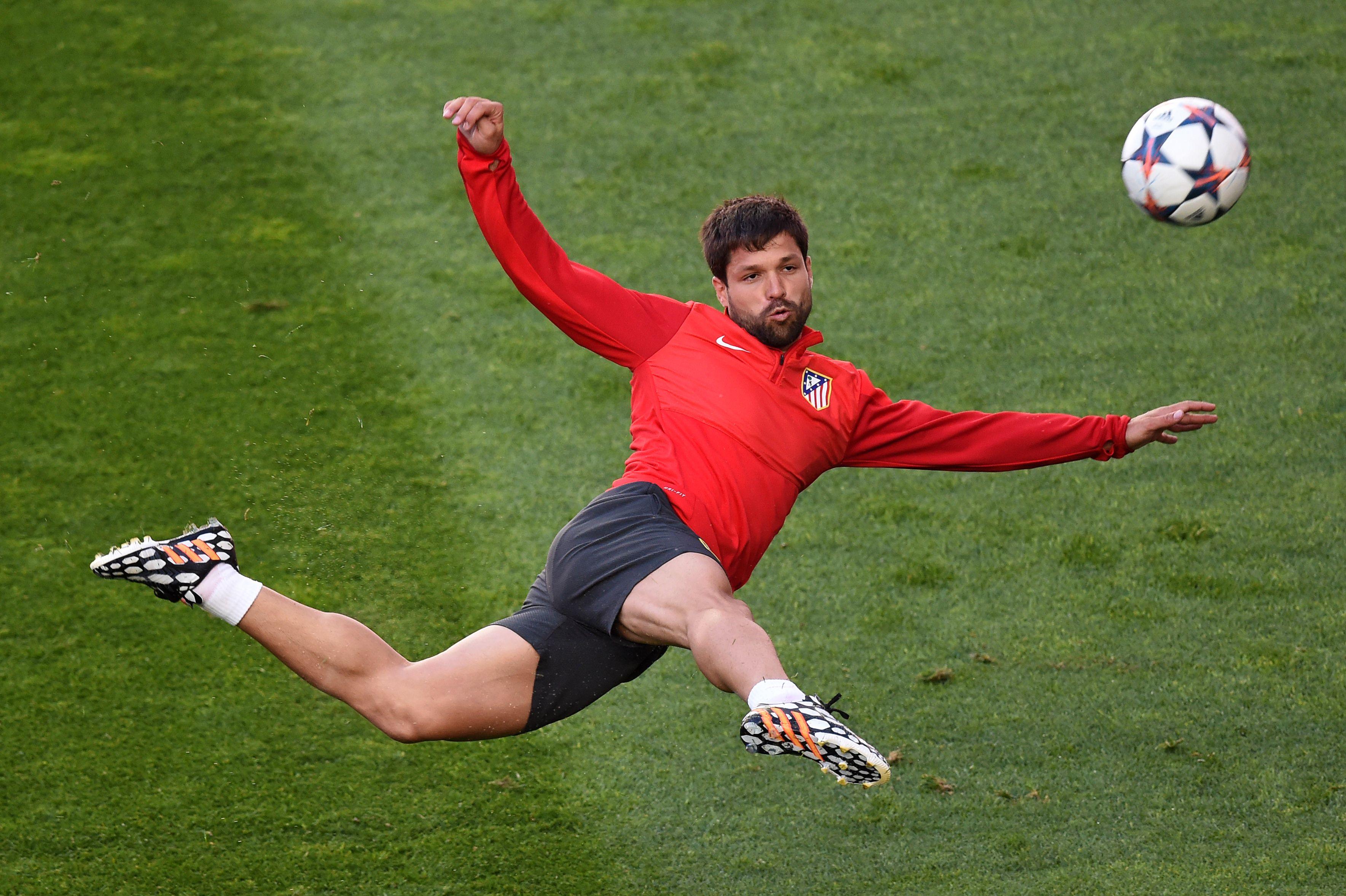 Diego, do Atlético de Madrid