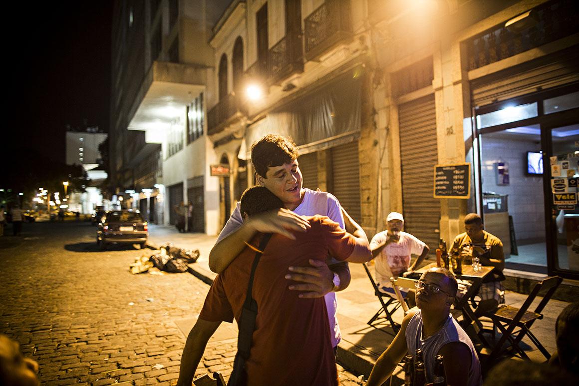 Gabriel da Muda, sambista e grande conhecedor dos melhores botecos do Rio