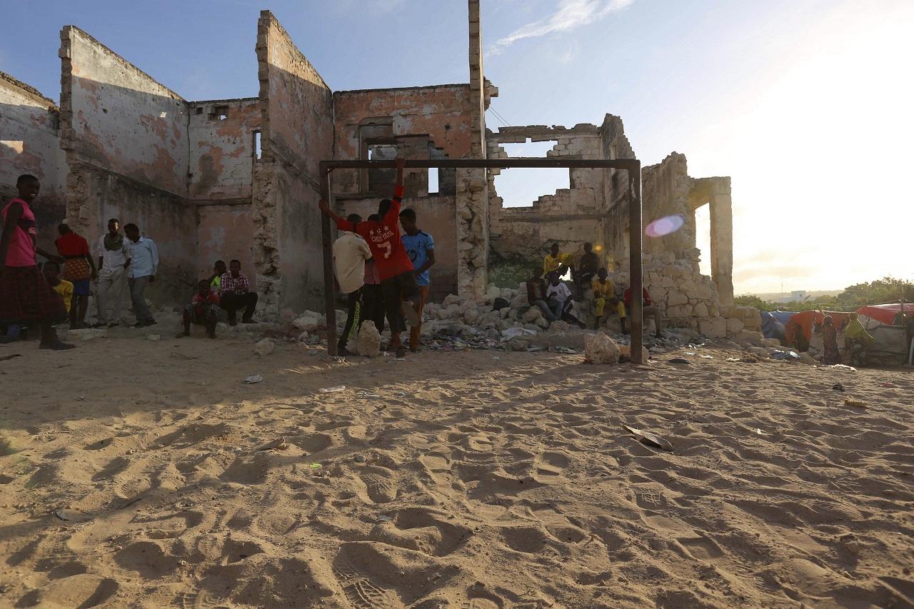 Mogadishu, Somália
