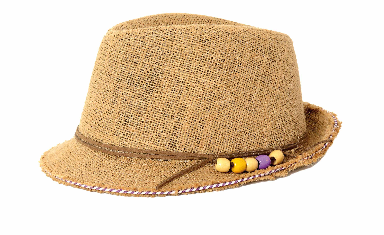 Durante o dia, os chapéus de palha são ideais para combater o sol forte. 29,90 euros