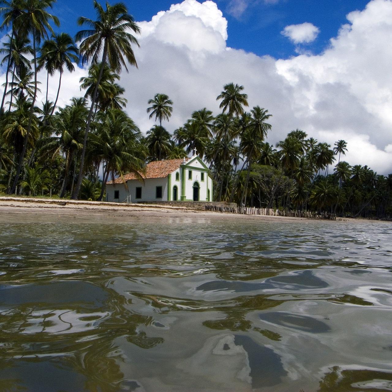 Abril de 2008. Estuário de Tamandaré, Recife