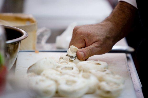Congresso dos cozinheiros com aulas de cozinha abertas ao público