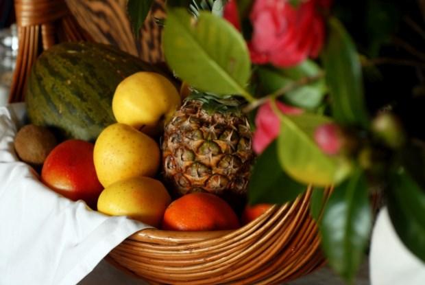 A fruta é sem dúvida a fonte mais inocente de frutose que pode existir ao nosso dispor