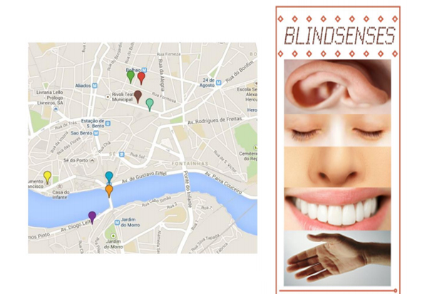 Imagem do projecto Blind Senses